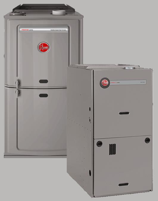 Rheem Heating Units